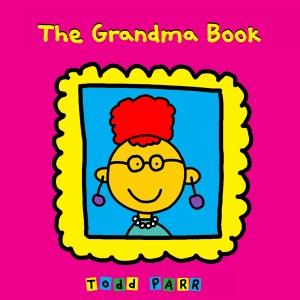 The Grandma Book Cover
