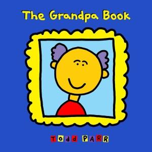 The Grandpa Book Cover