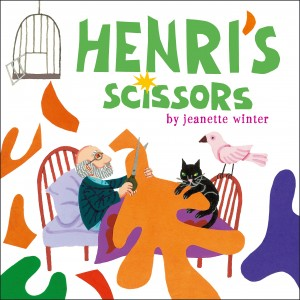 """Henri's Scissors"" by Jeanette Winter"